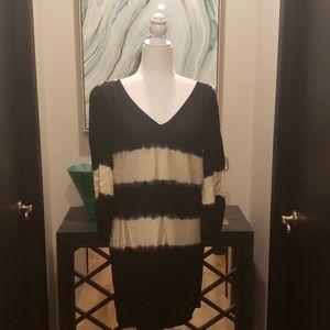 Chic Tie Dye Dress by Floreat